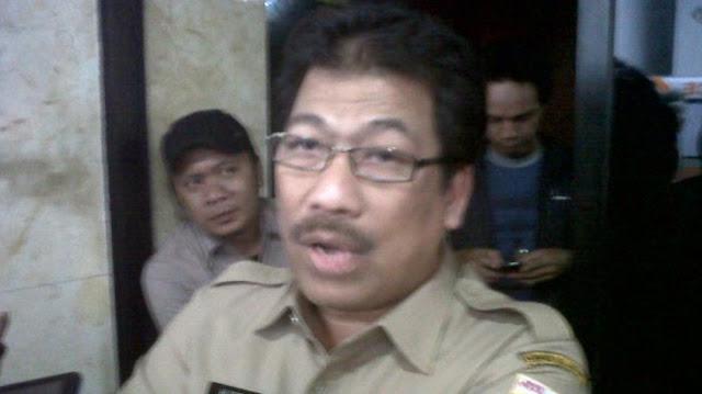 Kepala BKD DKI Jakarta Agus Suradika