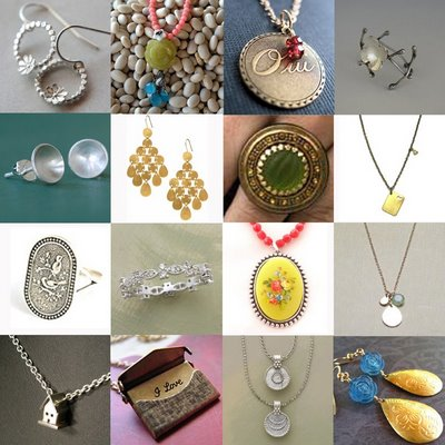 Jewelry from Lois Space in Fashion