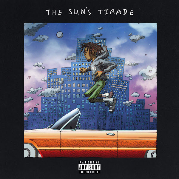 Isaiah Rashad - The Sun's Tirade Cover