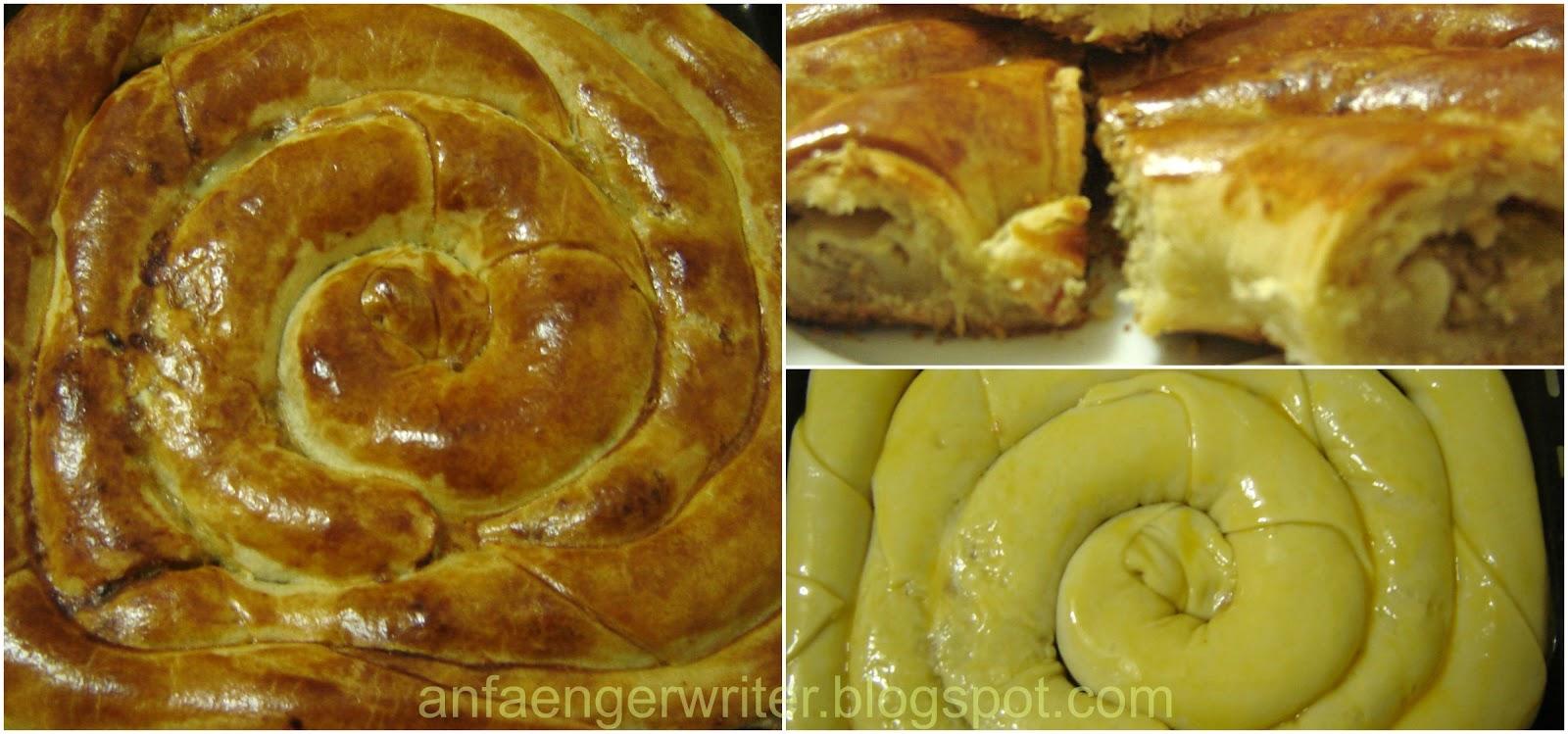 Gelibolu Çöreği Tarifi
