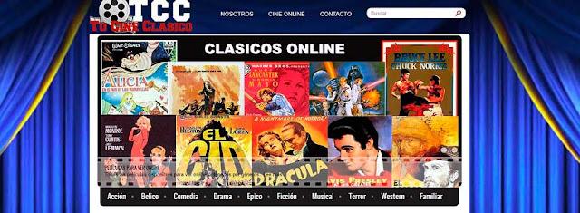 Portales donde ver el mejor cine clásico