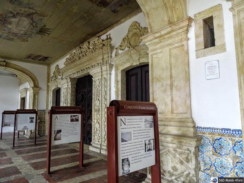 Centro Cultural São Francisco - o que fazer em João Pessoa