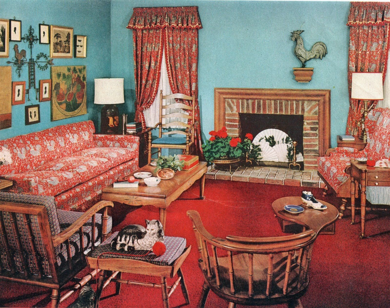 Montana rou some things should stay in the past - 1950 s living room decorating ideas ...