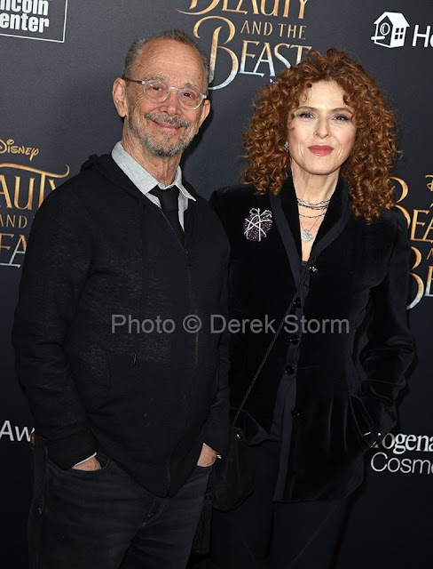 "In the News: ""Beauty and the Beast"" NYC Premiere Kate Tucci Children"