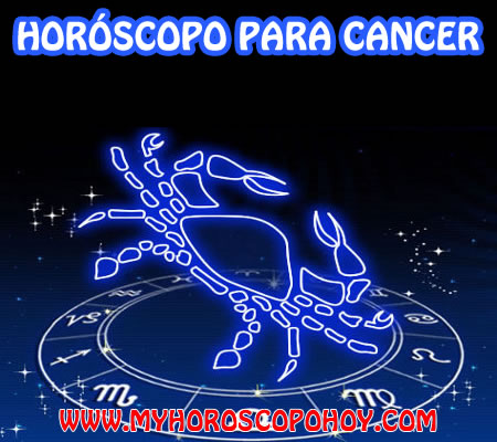 horóscopo cancer