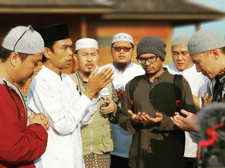Klarifikasi Ustadz Abdul Somad Jadi Jurkam Capres-Cawapres