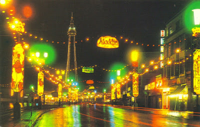 Golden Mile, Blackpool Illuminations