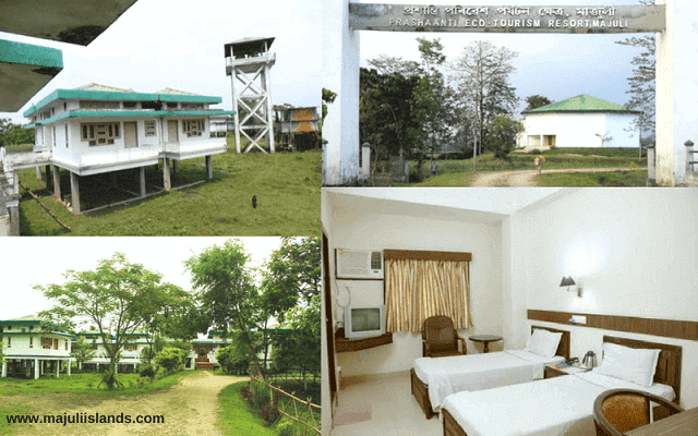 Top 6 Luxury Hotels In Majuli-2018, Hotels In Majuli Island