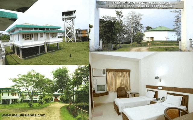 Top 6 Luxury Hotels In Majuli-2018, Hotels In Majuli Island