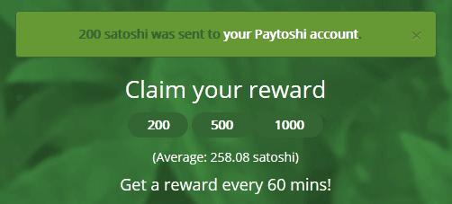 """Hướng dẫn nhận bitcoin với ví trung gian """"Paytoshi"""""""