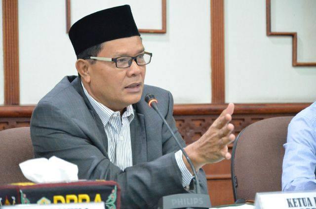 Komisi A DPRK se-Aceh Sepakat Bendera Aceh Tetap Bulan Bintang