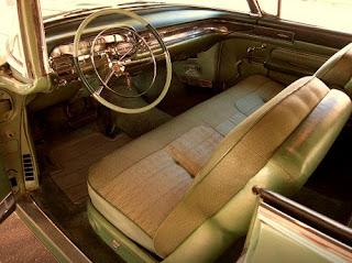 1958 Cadillac Coupe de Ville Interior