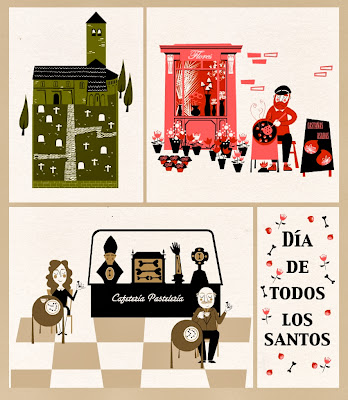Feliz Dia de Todos los Santos - 1 de Noviembre