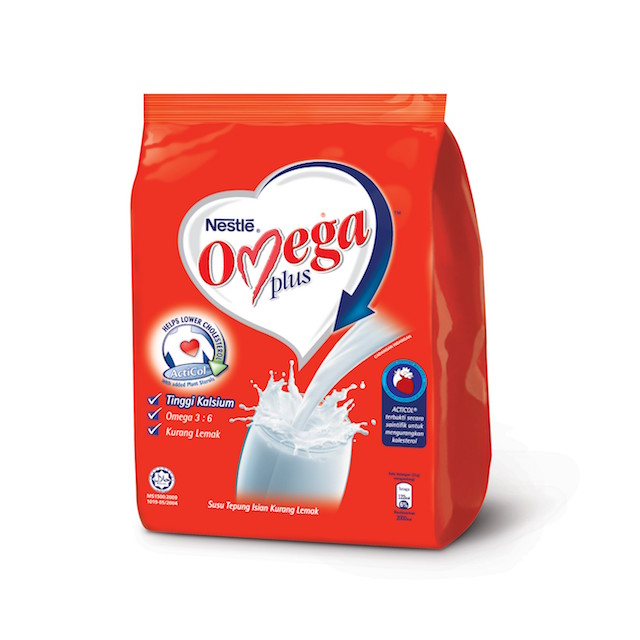 Nestle Omega Plus Milk