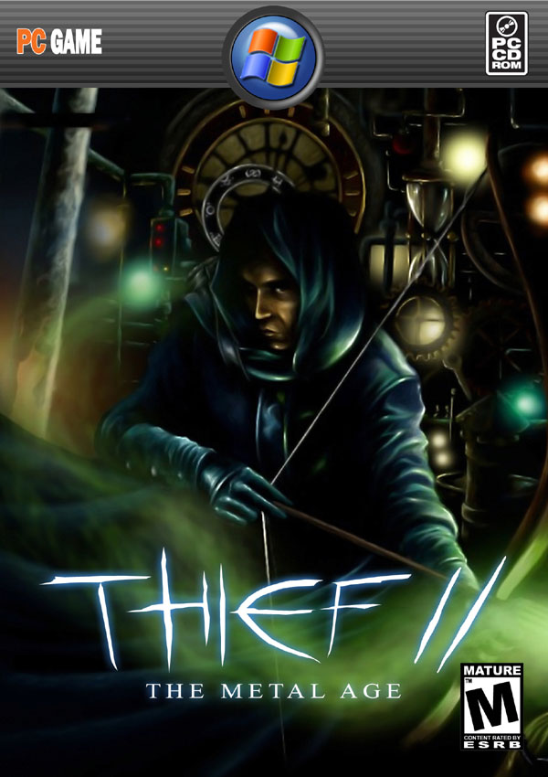 Thief II The Metal Age Download Cover Free Game