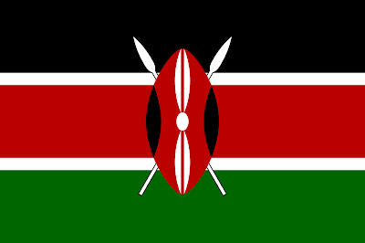 National Flag of Kenya