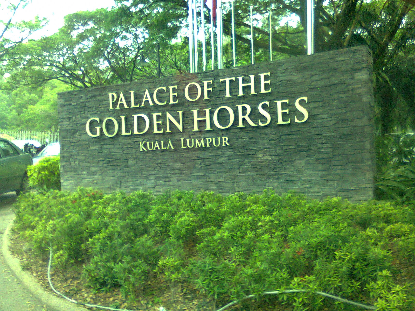 Zeihan ramli weekend palace of golden horses - Palace of the golden horses swimming pool ...