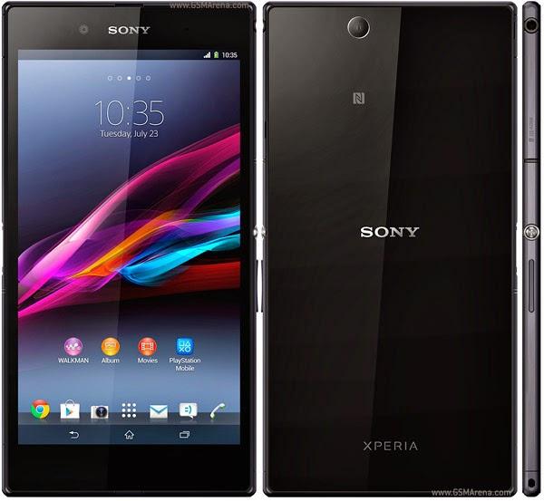 Sony Xperia Z Ultra Price Specs