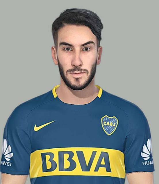 Sebastian Perez Face PES 2018