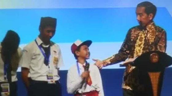 Video Bocah SD Salah Sebut 'Ikan Tongkol'