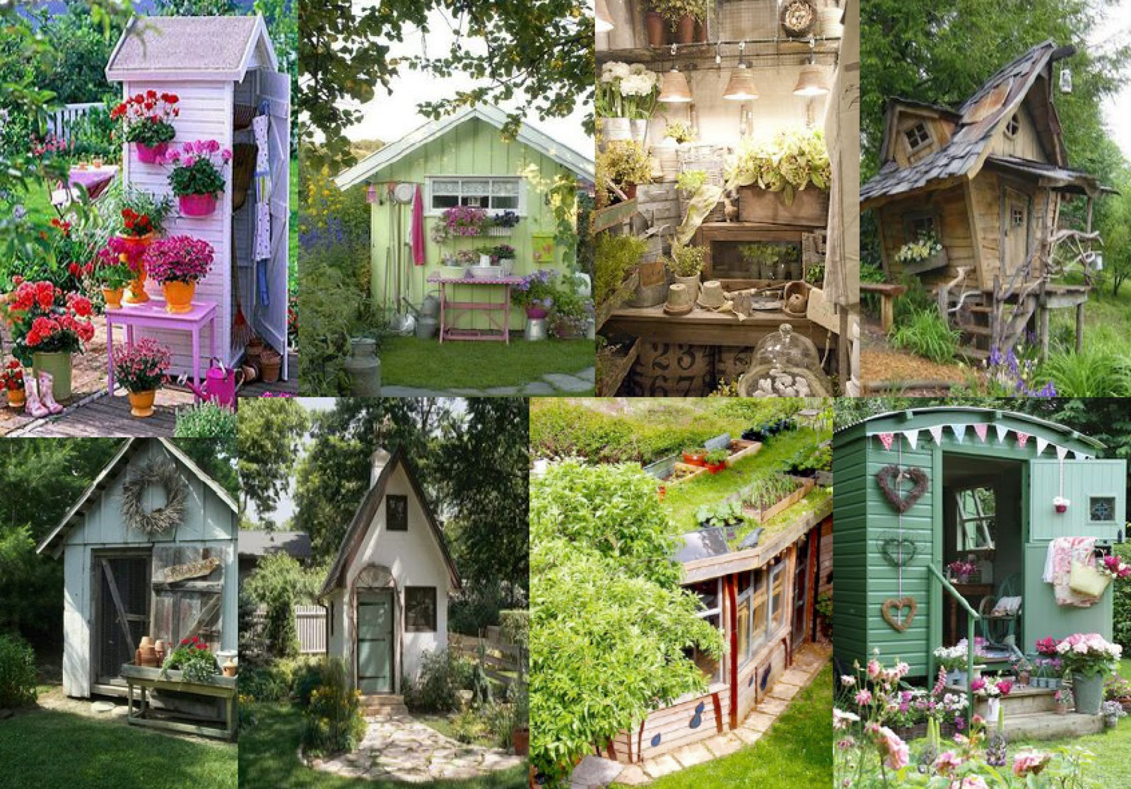 Shedworking: Design a shed for the RHS Flower Show Tatton Park