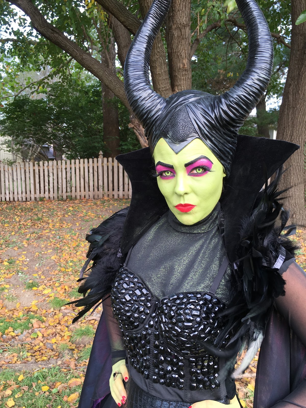 Maleficent Costume Diy Glowing Staff Tutorial