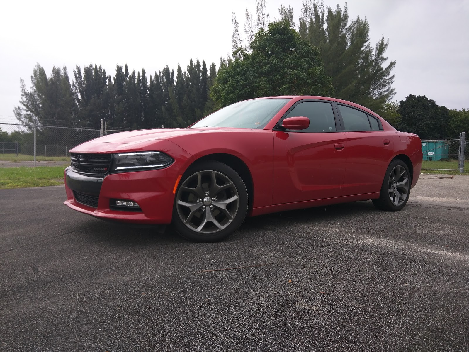 Dodge charger rally