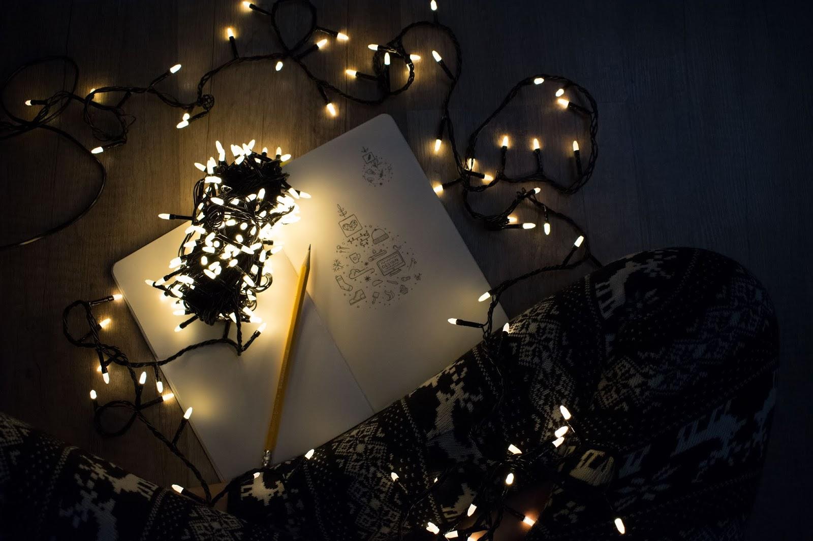 karácsonyi égők