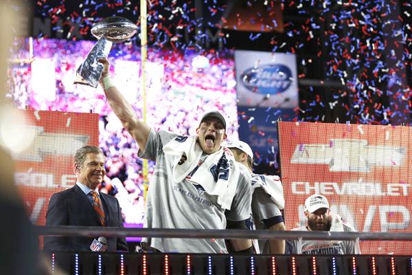Patriotas de Nueva Inglaterra, Campeones del Super Bowl XLIX 2015 | Ximinia