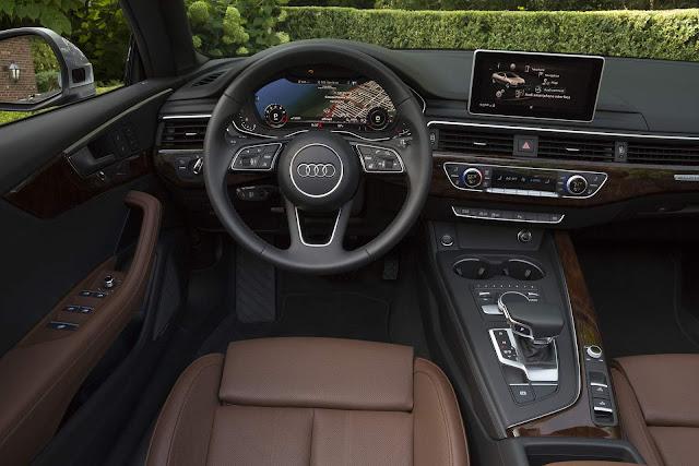 Audi A5 Cabriolet 2018