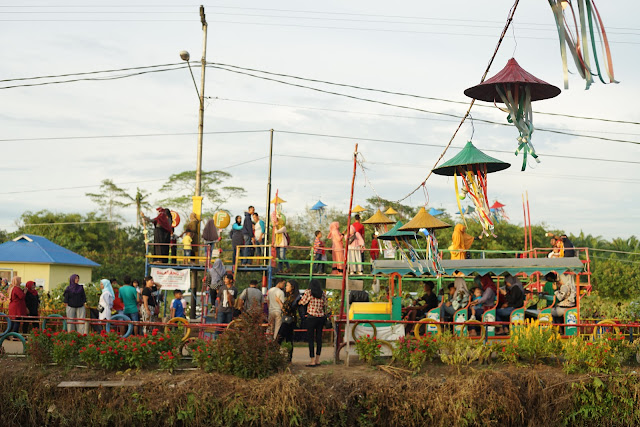 Menara Rajati Flower Garden