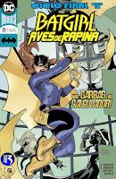 DC Renascimento: Batgirl e as Aves de Rapina #19