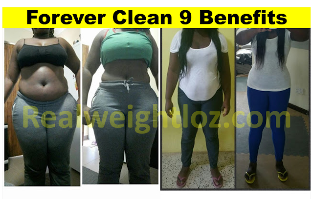 Forever C9 or Clean 9 Benefits