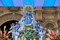 VIDEO EN VIVO : Festividad Virgen de la Candelaria 2016