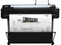 HP DesignJet T520 Driver Download