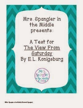 Five For Friday with a FREEBIE! {8.8.14} - Mrs. Spangler ...