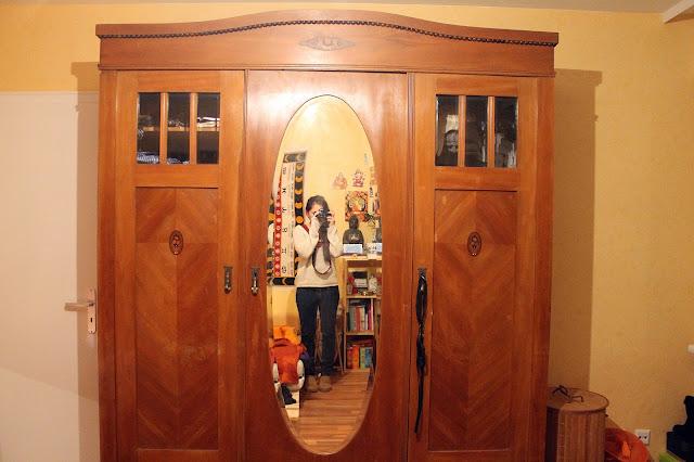 NIMSAJ: my first own apartment: my bohemian bedroom