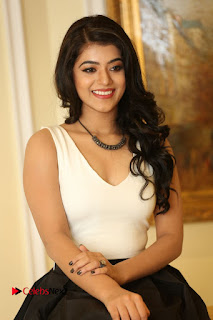 Actress Yamani Bhasker Pictures at Apartment Movie Audio Launch  0067