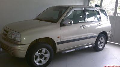 Harga Suzuki Escudo Bekas