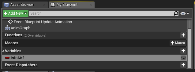 Ue4 enemy characters animations onlinedesignteacher create the same variables from the thirdpersonanimbp in our zombieanimation blueprint malvernweather Images