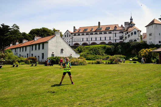 The John Muir Award- Our Visit to Caldey Island