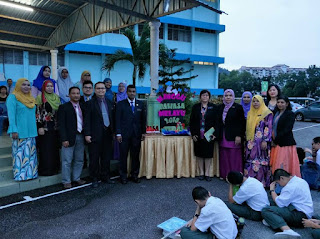 Perasmian Minggu Bahasa Melayu 2018