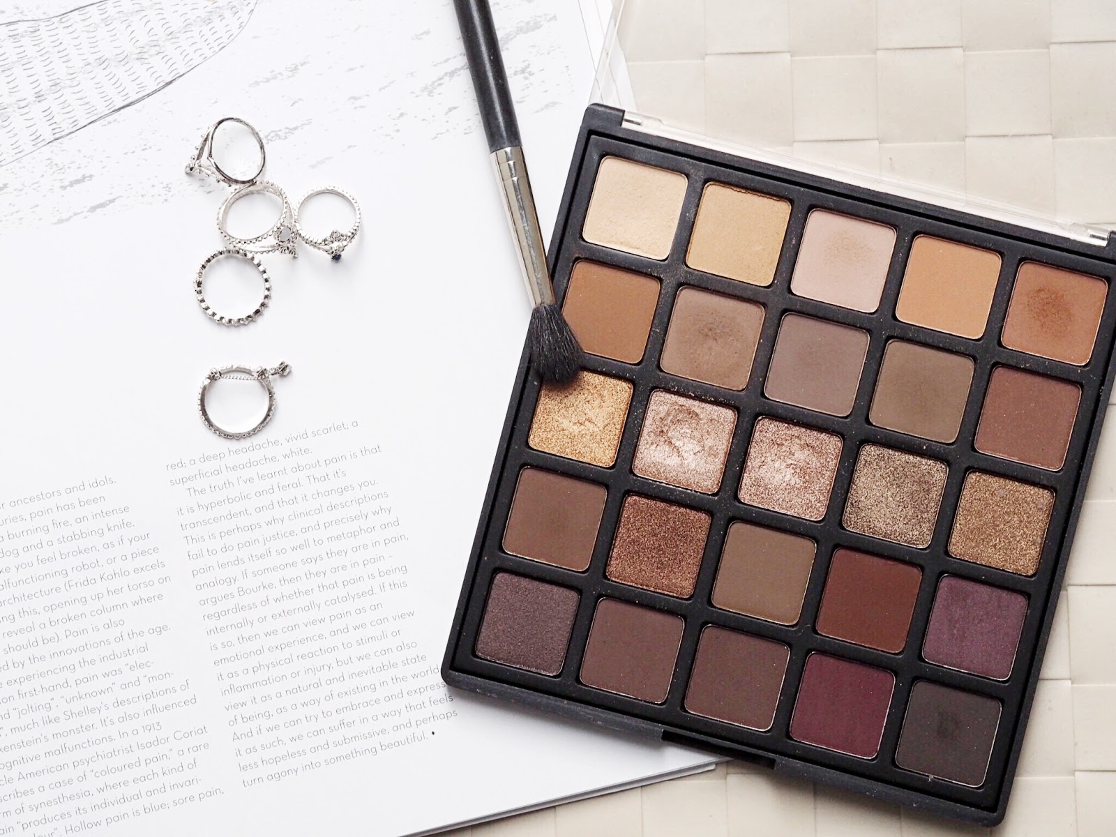 Morphe 25B Bronzed Mocha Palette | Review & Swatches