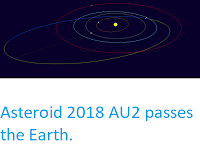 http://sciencythoughts.blogspot.co.uk/2018/01/asteroid-2018-au2-passes-earth.html