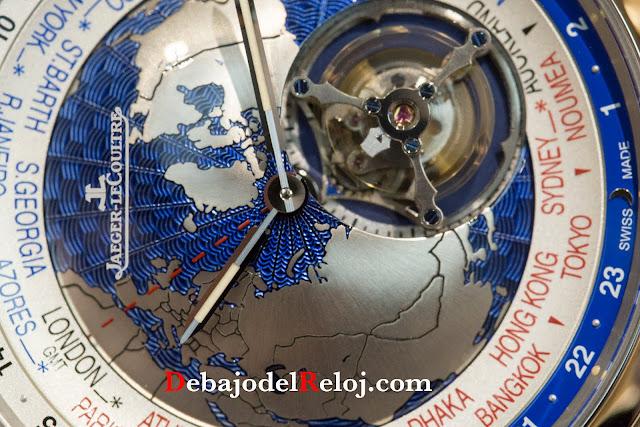 Jaeger-LeCoultre Geophysic Tourbillon Universal Time2