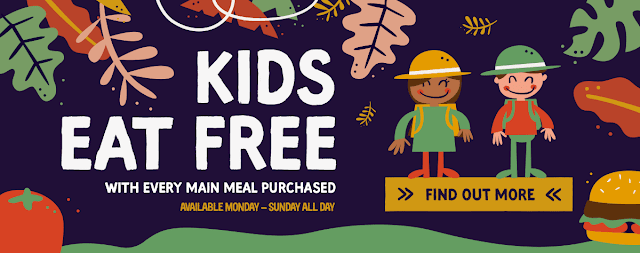 Where can Kids Eat Free (or for £1) in the North East This Summer?
