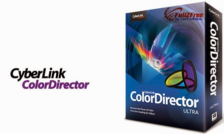 Software : Cyberlink ColorDirector Ultra v2.0.2922 + Patch