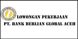 Lembaga keuangan di Aceh kembali membuka lowongan pekerjaan