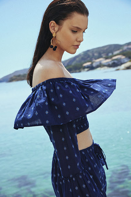 LEFTIES WOMAN COLLECTION SUMMER'18 MEDITERRANEAN SEA