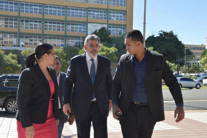 Díaz Rua regresa esta tarde a la Procuraduría para ser interrogado sobre caso Odebrecht